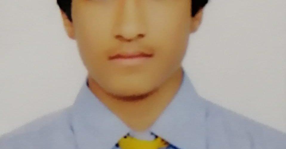 Sanyam Jain scored 97% in 10th
