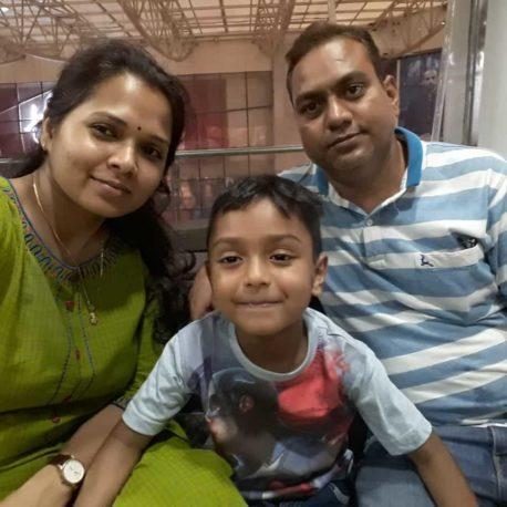 Samarth Yadav G-1